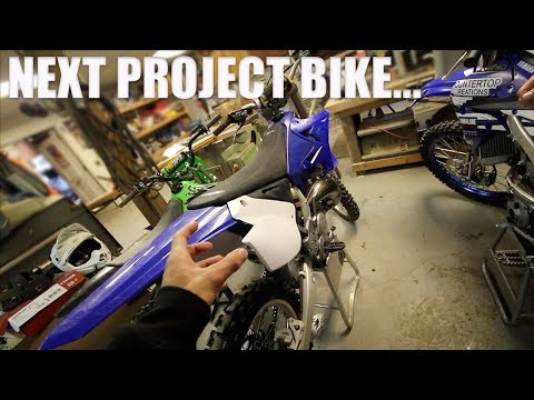 FINDING THE NEXT PROJECT BIKE + ITS FOR SALE...