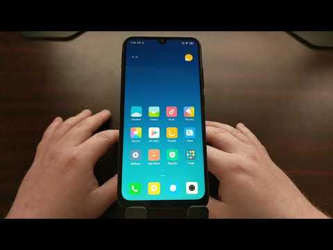 How to Take a Screenshot on the Redmi Note 7