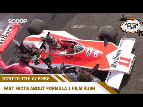 Fast Facts About Formula 1 Film Rush - Behind the scenes Rush | Action Zone