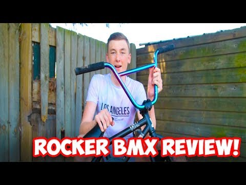 ROCKER MINI BMX REVIEW!