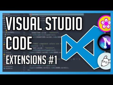 Mes extensions favorites pour Visual Studio Code (éditeur de code) #1