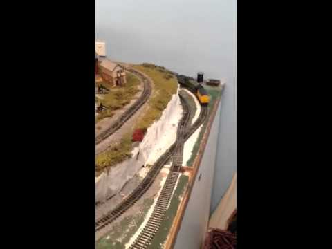 Track cleaning