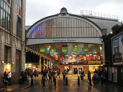Places to see in ( London - UK ) Paddington Station