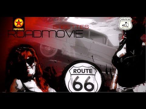 Route 66 USA  Babettes Roadmovie auf Der Main Street/ Dokumentation