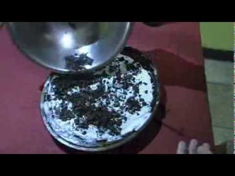 Frozen Oreo Icecream Pie