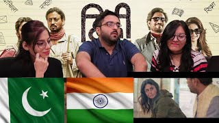 Irrfan's Heartwarming Message to Us All | Angrezi Medium | Trailer Out Now | PAKISTAN REACTION