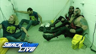 "Breezango & The Ascension get ""Sawed"" in the latest Fashion Files: SmackDown LIVE, Nov. 28, 2017"