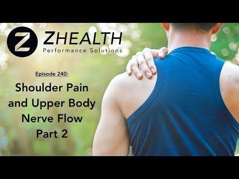 Shoulder Pain and Upper Body Nerve Flow Part 2