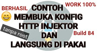Unlock HTTP Injector ehi file without root || Latest Update