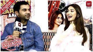 Shaadi Mein Zaroor Aana Star Cast Exclusive Interview | Rajkummar Rao, Kriti Kharbanda