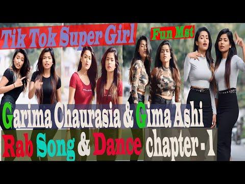 Xxx Mp4 Tik Tok Super Girl Garima Chaurasia And Gima Ashi Rab Song Dance Fun Mst 2019 3gp Sex