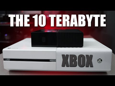 The 10 Terabyte Xbox | More than you'll EVER Need