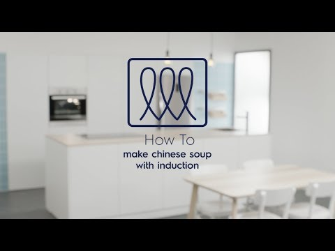 How to Make Chinese Soup Using Induction Cooker - Electrolux SG
