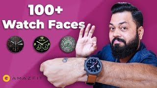 Amazfit GTR Smartwatch Unboxing & First Impressions ⌚⌚ 24 Days Battery Life!!