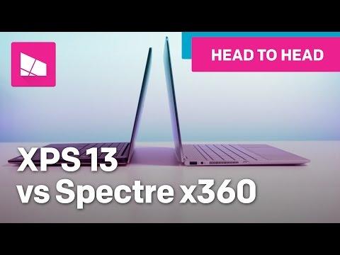 Best 13-inch ultrabooks: Dell XPS 13 vs HP Spectre x360