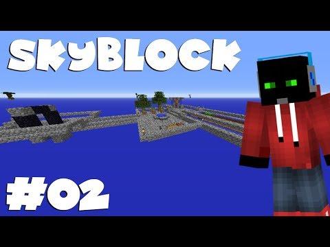 Udělal jsem hroznou chybu! 😱 | SkyBlock 3 #02 [MarweX]