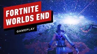 Fortnite: Watch the FULL World Ending Event Before Season 11 Gameplay!