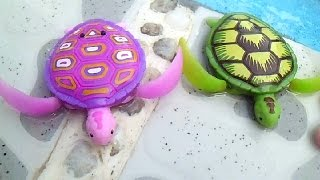 Swimming Turtle Animal Toys