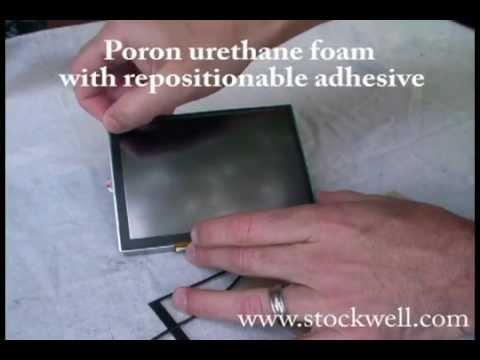 Touchscreen Gasket, LCD Gasket