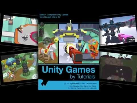 Unity Games by Tutorials Early Access Trailer 3