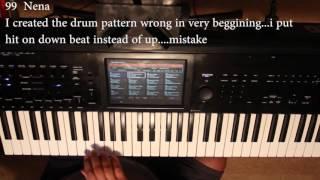 Korg Kronos-Tutorial: Uptown funk Q&A - PakVim net HD Vdieos