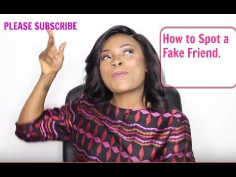 How to spot a fake friend! (FRENENMIES)