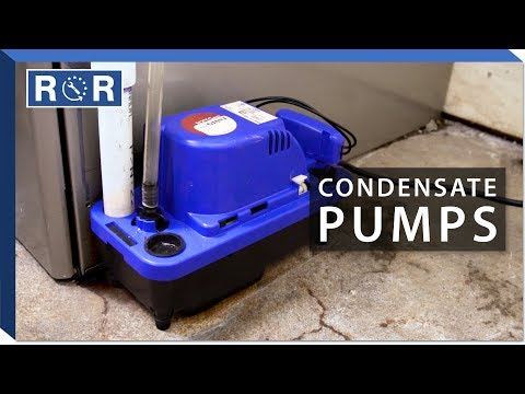 Condensate Pumps | Repair and Replace