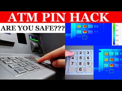 iPhone ATM PIN code hack- HOW TO PREVENT - Hindi/Urdu