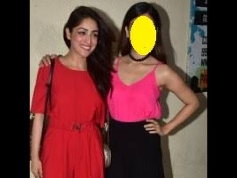 yami gautam की बहन उनसे भी ज्यादा है खूबसूरत