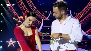 ELENA GIBSON - Romanii Au Talent 2019 - Semifinala 2