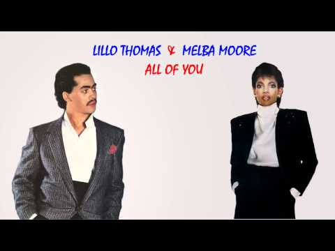 Lillo Thomas & Melba Moore - All Of You 1984