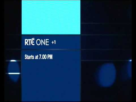 RTE One + 1hr Now 24 hr For  Currently Off Air on Saorview GUIDE