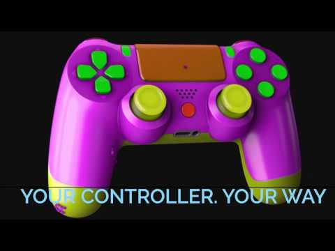 ModdedZone.com - Custom Modded Controllers for PS4, Xbox One, Xbox One Elite, PS3 and Xbox 360
