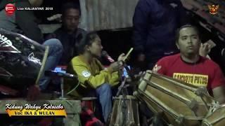 Download KIDUNG WAHYU KOLOSEBO (Cek Sound) Cover Voc IKA & WULAN - SAMBOYO PUTRO Live KALIANYAR 2018