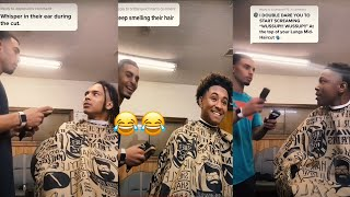 """""""The Ultimate Barber"""" Part 2 💈 FUNNY PRANK COMPILATION 😂"""