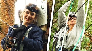 People Face Their Fear of Heights For The First Time