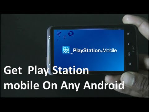 Install Playstation Mobile On Any Android Devices