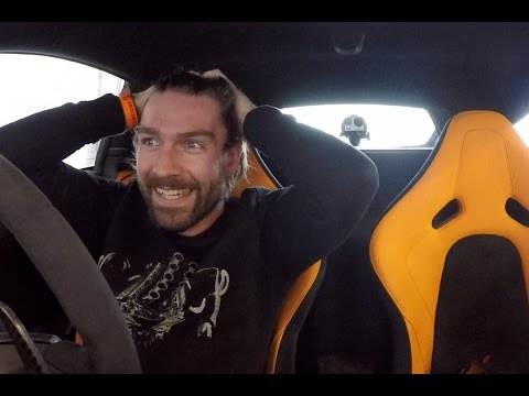 The Fastest I've Driven The McLaren 675LT On Track