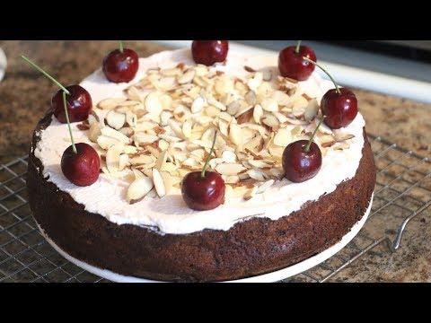 Bizcocho de Cerezas & Miel|Cherry Honey Cake|Sabor en tu Cocina|Ep. 174