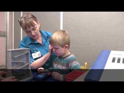 Hearing Test - Tympanometry (Middle Ear Problems)