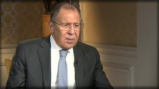 Trump and Putin secretly met in the toilet - Lavrov