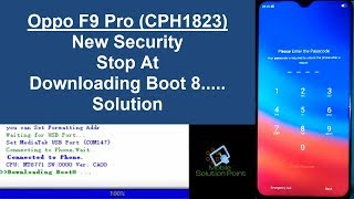 oppo F7(cph1819) new security 2019 reset pattern /Frp/google
