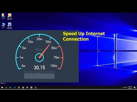 How to Increase your Internet Speed In Windows PC-Hindi