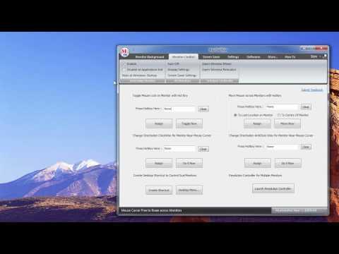 Dual Monitor ScreenSaver