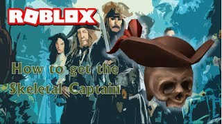 How to get the Skeletal Captain | Roblox Hide and Seek Extreme
