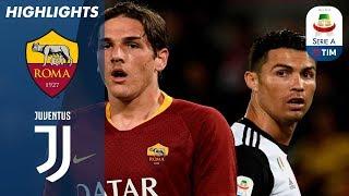 Roma 2-0 Juventus   Roma Break Through Defending Champion Juve's Resistance   Serie A