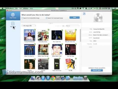 Add Album Art to MP3: How to Mass Add Album Art or Cover Art to Music on Mac?