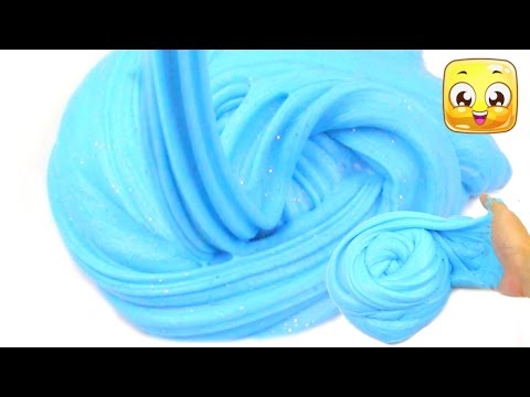 How To Make Soft Serve Slime without borax! Giant Fluffy Slime without shaving cream! Slime Tutorial