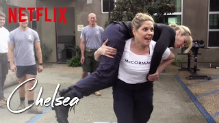 Chelsea Does a Navy SEAL Workout | Chelsea | Netflix
