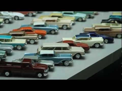 Vintage Promotional Model Cars and Trucks are Plastic Gold